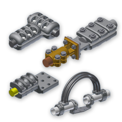 Substation Clamps